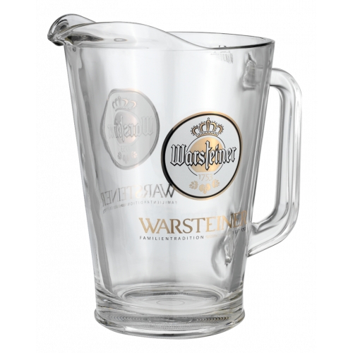 Warsteiner Pitcher 1,5 l