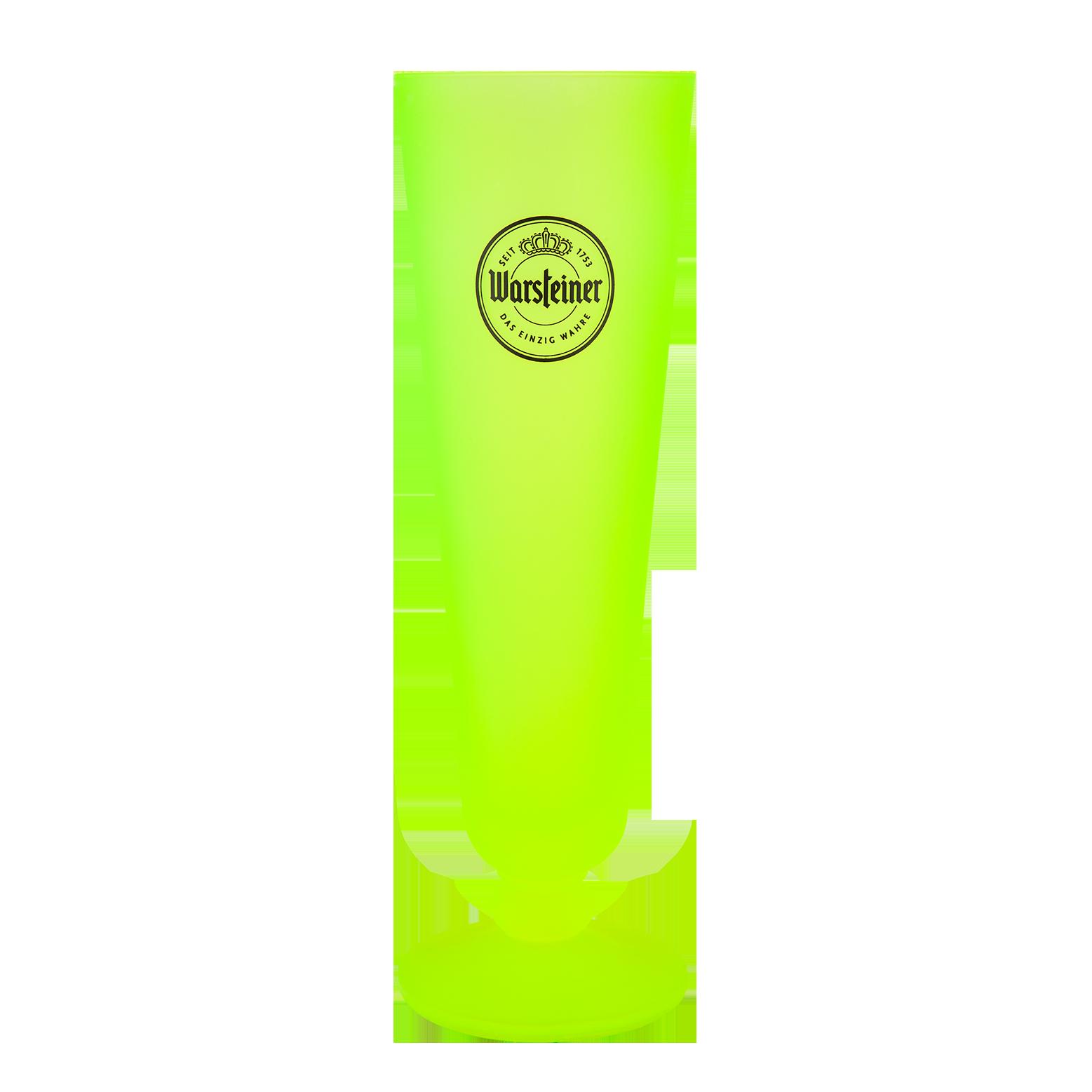 Warsteiner Neontulpe-0,2 L (grün)